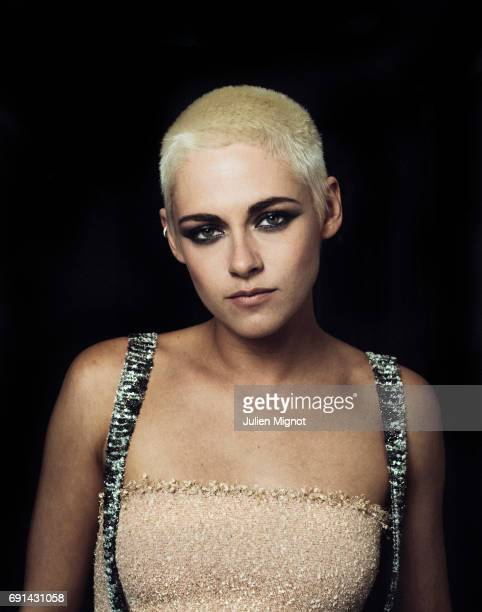 Actor and film director Kristen Stewart is photographed for Grazia magazine on May 20, 2017 in Cannes, France.