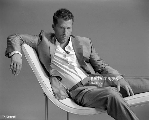 Actor and film maker Til Schweiger is photographed on April 7 2005 in Berlin Germany
