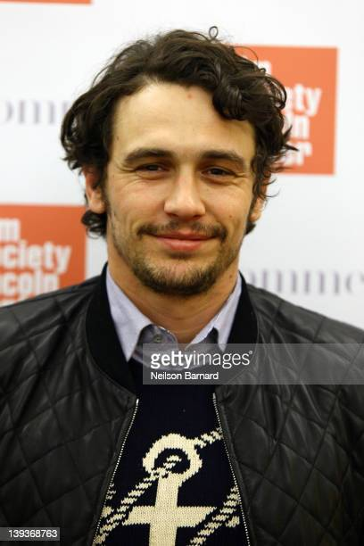 Actor and filmmaker James Franco attends the 'My Own Private River' Film Society of Lincoln Center screening and QA at the Walter Reade Theater on...