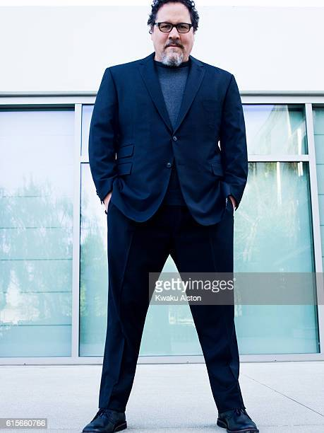 Actor and filmmaker Jon Favreau is photographed for Malibu Magazine on February 3 2016 in Los Angeles California