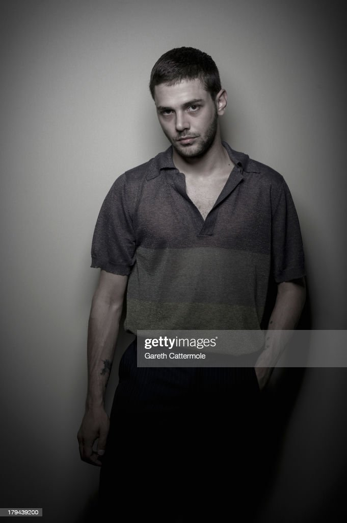Actor and filmmaker Xavier Dolan during a portrait session at the 70th Venice International Film Festival on September 3, 2013 in Venice, Italy.
