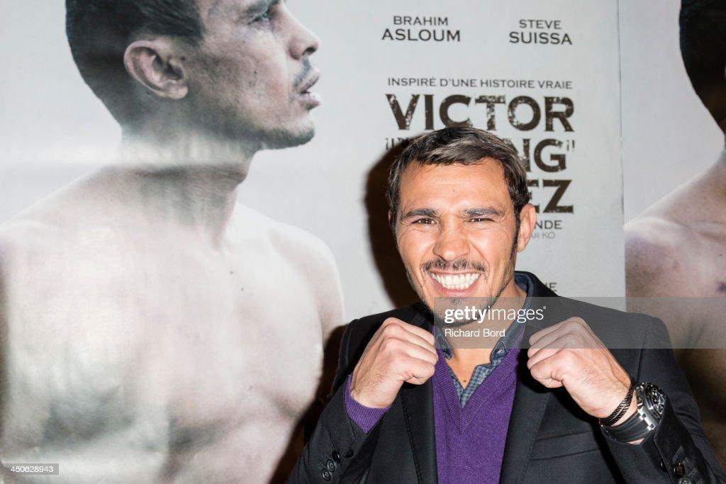 """""""Victor Young Perez"""" Paris Premiere"""