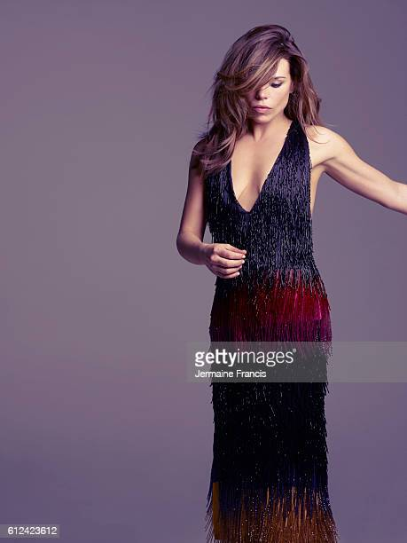 Actor and former singer Billie Piper is photographed for the Sunday Times on December 28 2010 in London England