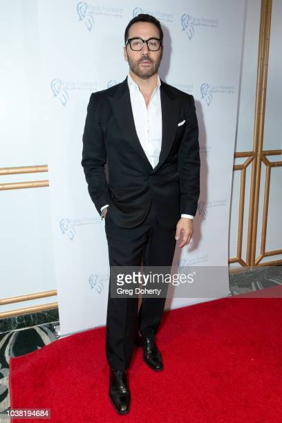 Actor and host Jeremy Piven attends the Face Forward's 10th Annual La Dolce Vita Themed Gala at the Beverly Wilshire Four Seasons Hotel on September...