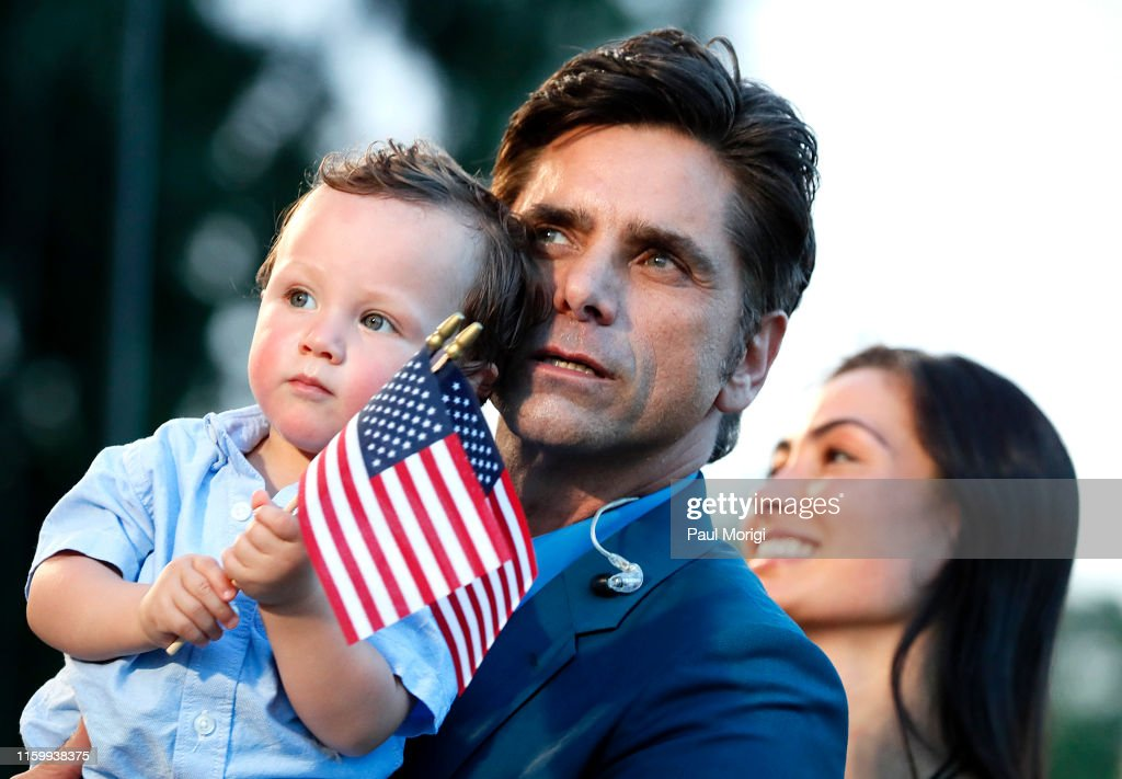 2019 A Capitol Fourth - Rehearsal Day : News Photo