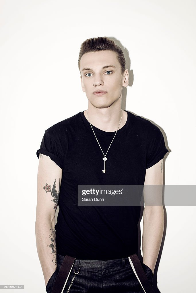 Jamie Campbell Bower, Fault magazine UK,  December 1, 2015