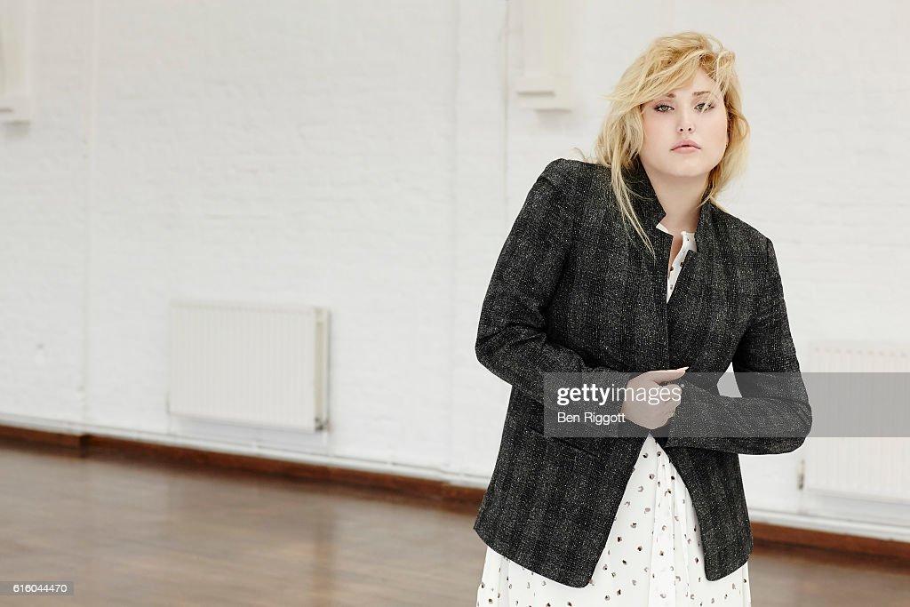 Hayley Hasselhoff, Closer magazine UK, 2015