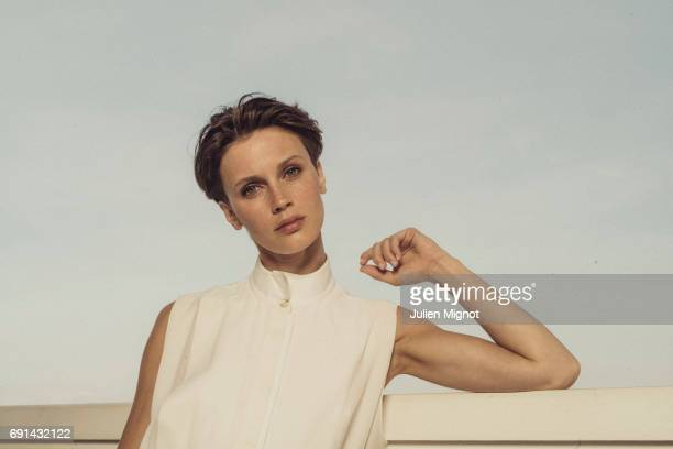 Actor and model Marine Vacth is photographed for Grazia magazine on May 25 2017 in Cannes France Published Image