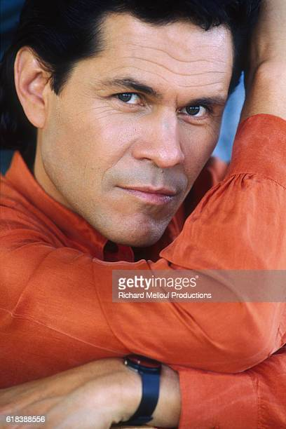 Actor and musician A Martinez poses in Los Angeles