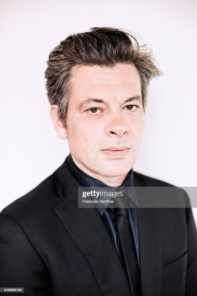 Actor and musician Benjamin Biolay is photographed on September 9, 2017 in Deauville, France.
