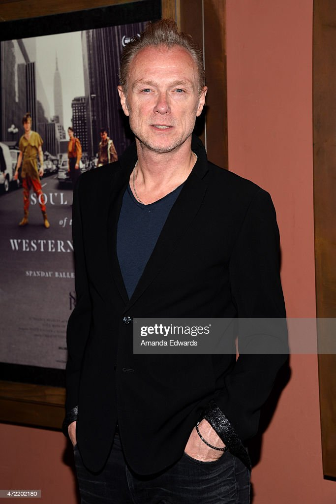 "Premiere Of ""Soul Boys Of The Western World: Spandau Ballet"" : News Photo"