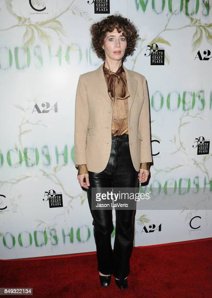 Actor and musician Miranda July attends the premiere of 'Woodshock' at ArcLight Cinemas on September 18 2017 in Hollywood California