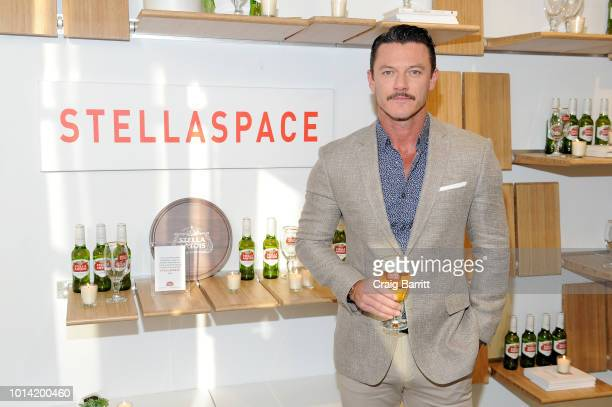 Actor and newly anointed savoring expert Luke Evans teamed up with Stella Artois to unveil STELLASPACE a sensory guide to mastering the art of...