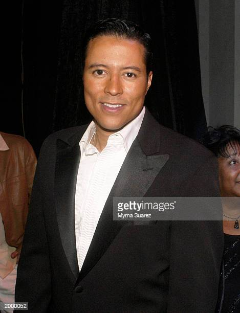 Actor and one of People En Espanol 25 Most Beautiful People Yancey Arias attends People En Espanol's 25 Most Beautiful Celebrity Gala at the Roseland...
