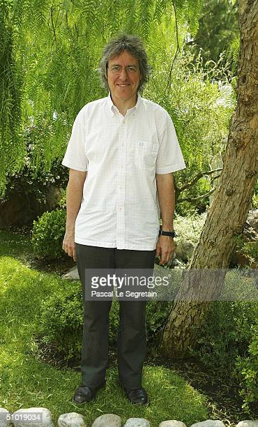 Actor and presenter Griff Rhys Jones poses during a photocall at the 44th Monte-Carlo Television Festival on July 2, 2004 held in Monte Carlo,...