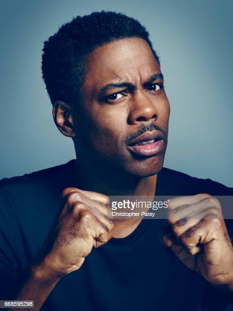 Actor and producer Chris Rock is photographed for The Hollywood Reporter on October 24 2014 in Los Angeles California