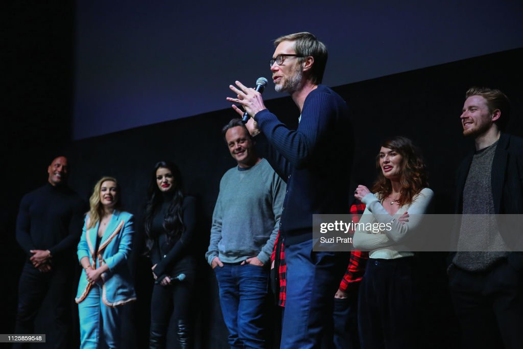 """""""Fighting With My Family"""" Sundance Special Screening And Premiere  – Sundance Film Festival : News Photo"""