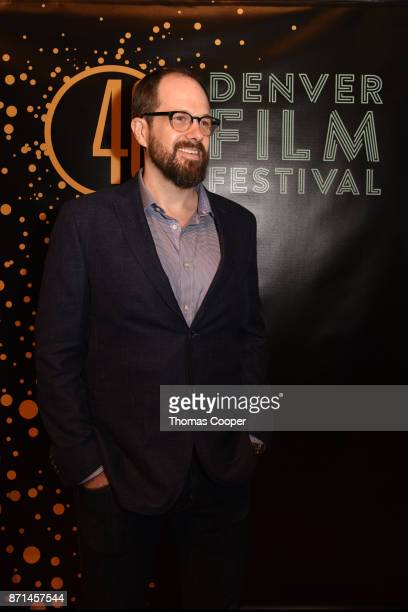 Actor and Producer Mike Ostroski from such shows as Breaking Bad Criminal Minds and Modern Family walks the red carpet for the movie The Outsider...