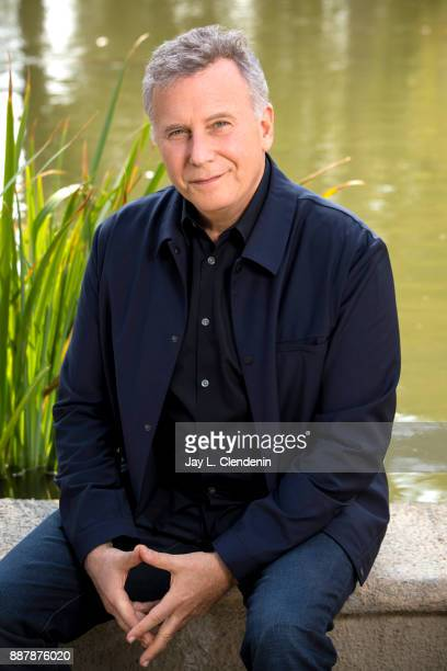 Actor and producer Paul Reiser is photographed for Los Angeles Times on October 19 2017 in Los Angeles California PUBLISHED IMAGE CREDIT MUST READ...