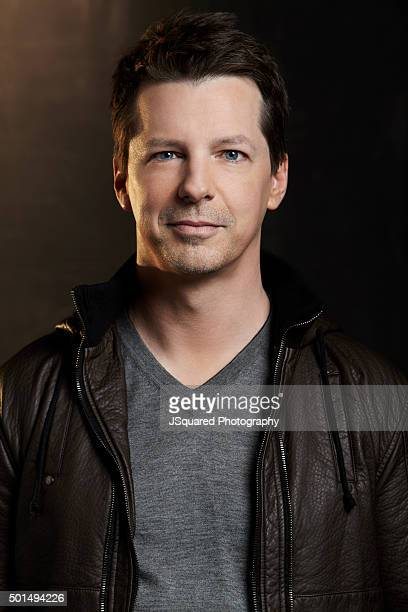 Actor and producer Sean Hayes is photographed for Emmy Magazine on October 9 2012 in Los Angeles California