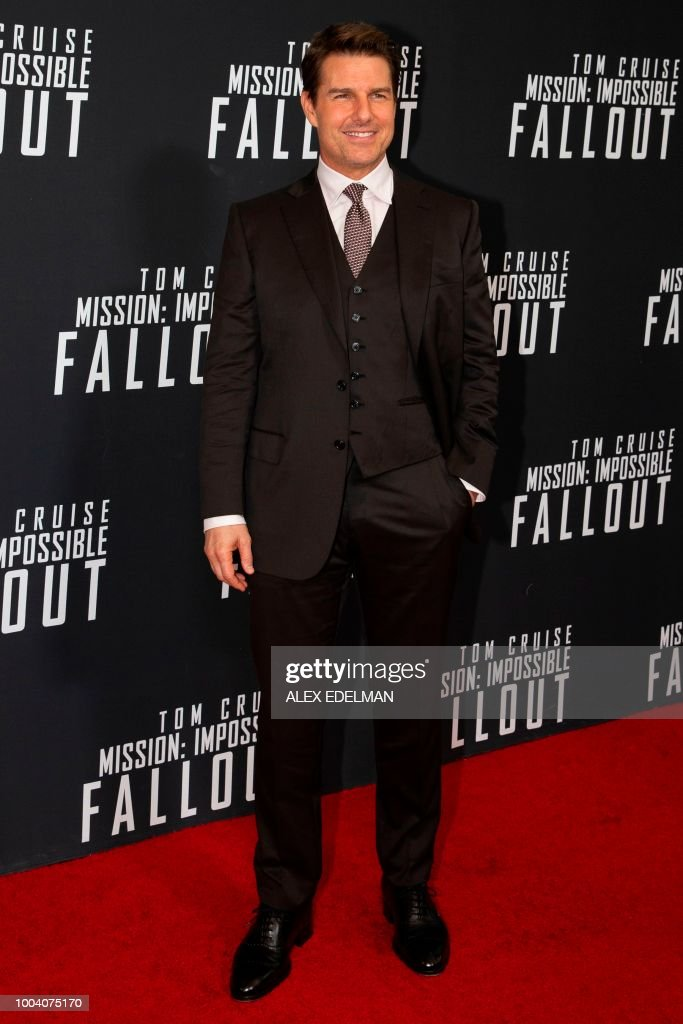 """Mission: Impossible - Fallout"" U.S. Premiere"