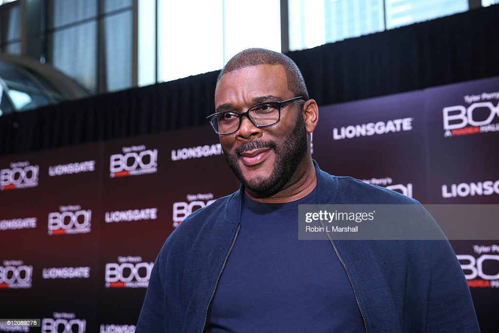 "GA: Tyler Perry's ""Madea's Halloween"" Atlanta Screening"