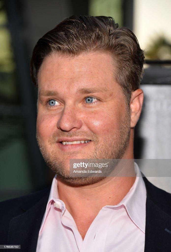 bryan ty zachery premiere actor dark producer arrives tourist edwards getty hollywood august arclight amanda california arrivals