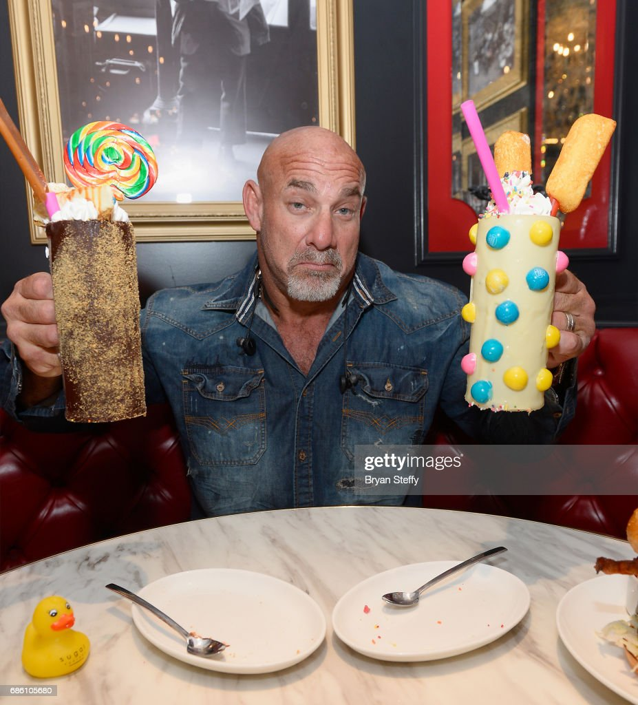 Bill Goldberg Meets And Greets Fans At Sugar Factory American