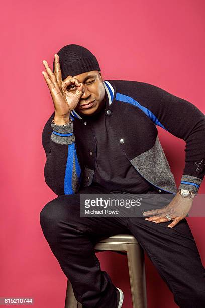 Actor and rapper LL Cool J is photographed for The Wrap on July 24 2016 in Los Angeles California