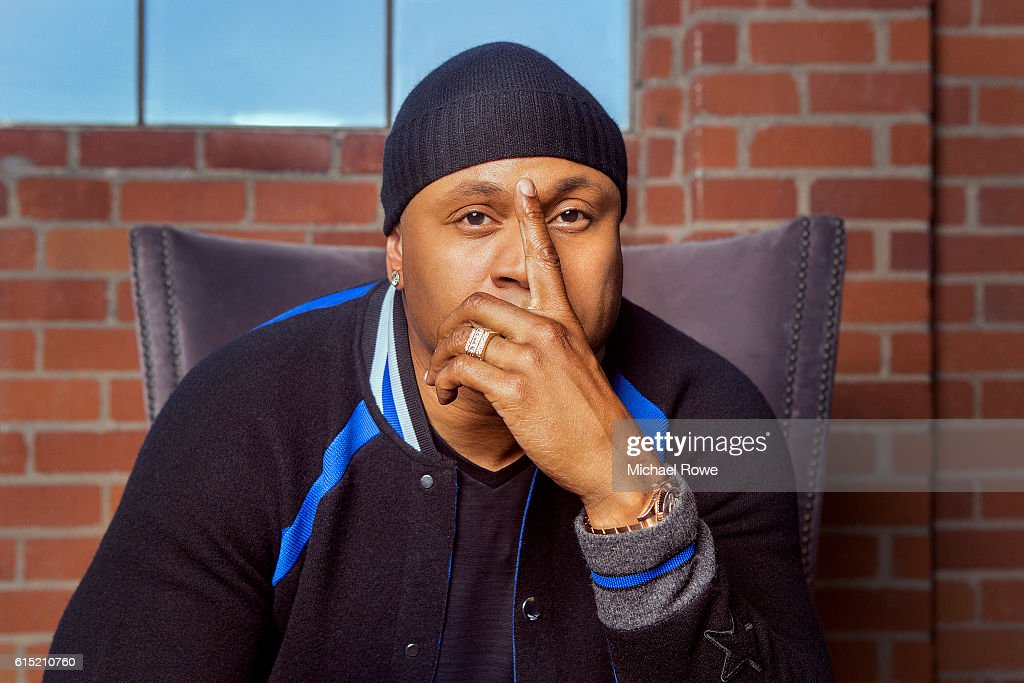 LL Cool J, The Wrap, August 18, 2016