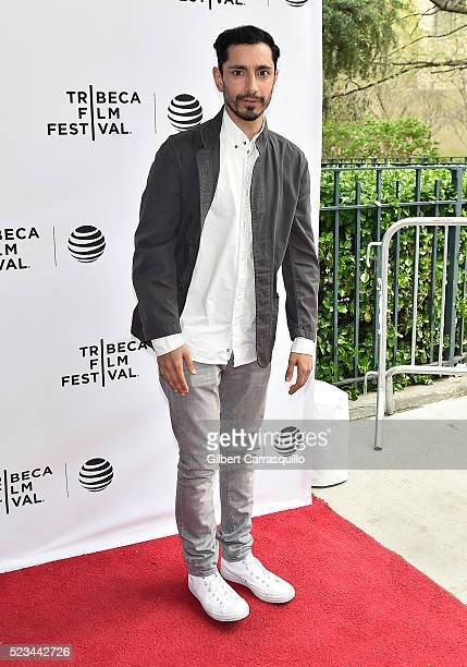 Actor and rapper Riz Ahmed aka Riz MC attends Tribeca Tune In 'The Night Of' Screening during 2016 Tribeca Film Festival at SVA Theatre 1 on April 22...