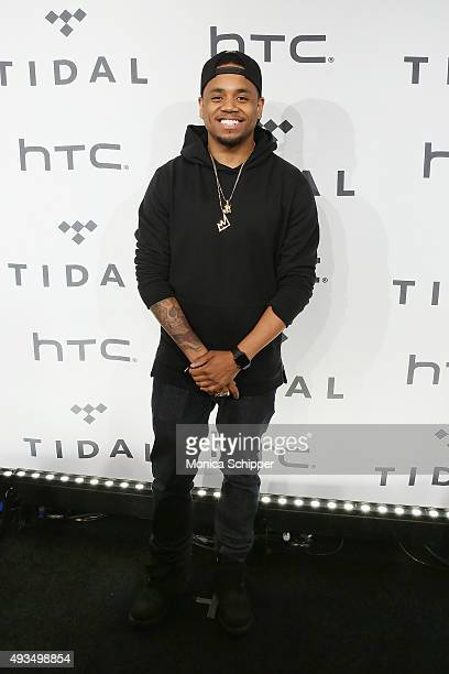 Actor and recording artist Mack Wilds attends TIDAL X 1020 at Barclays Center on October 20 2015 in the Brooklyn borough of New York City