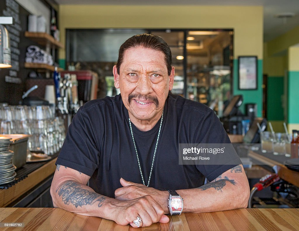 Danny Trejo, The Wrap, July 29, 2016