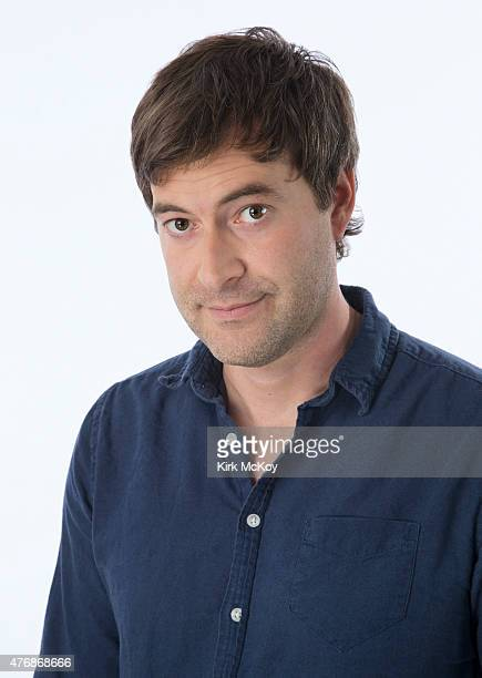 Actor and showrunner Mark Duplass is photographed for Los Angeles Times on April 23 2015 in Los Angeles California PUBLISHED IMAGE CREDIT MUST BE...