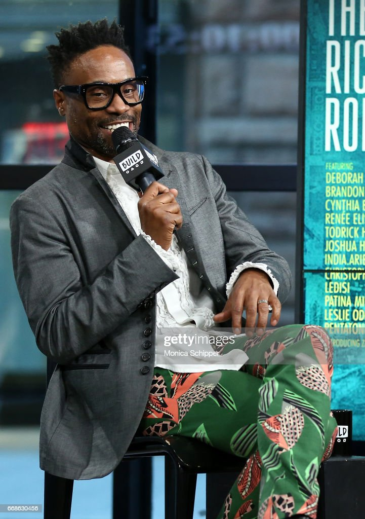"Build Series Presents Billy Porter Discussing ""Billy Porter Presents The Soul Of Richard Rodgers"""
