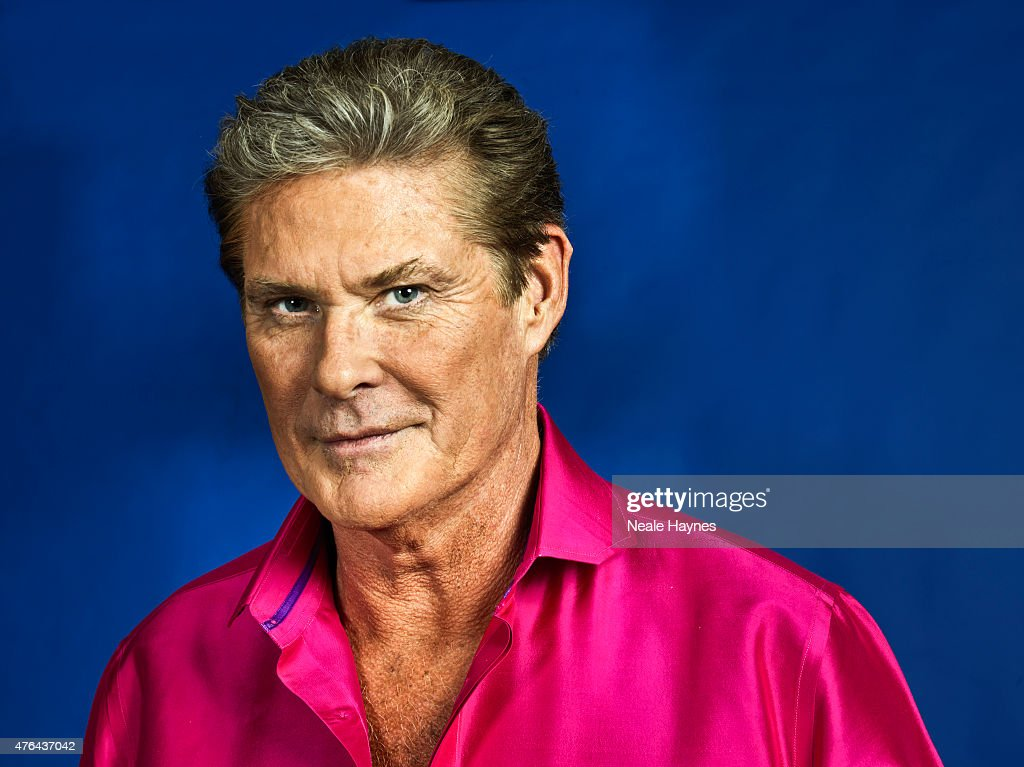 David Hasselhoff, Daily Mail UK, June 6, 2015