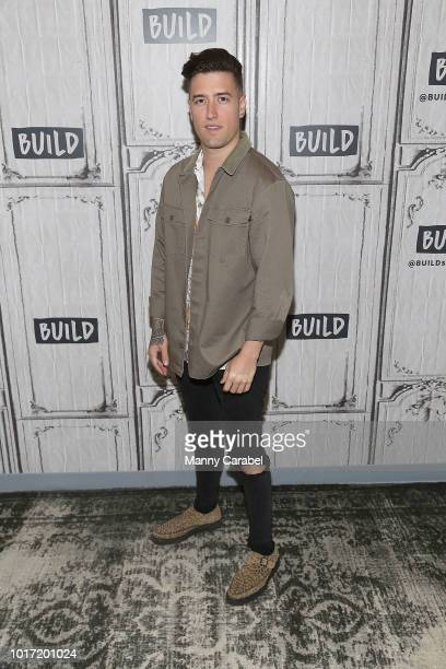 Singer Jordan Smith visits Build Series to discuss his new single 'Only Love' at Build Studio on August 15 2018 in New York City