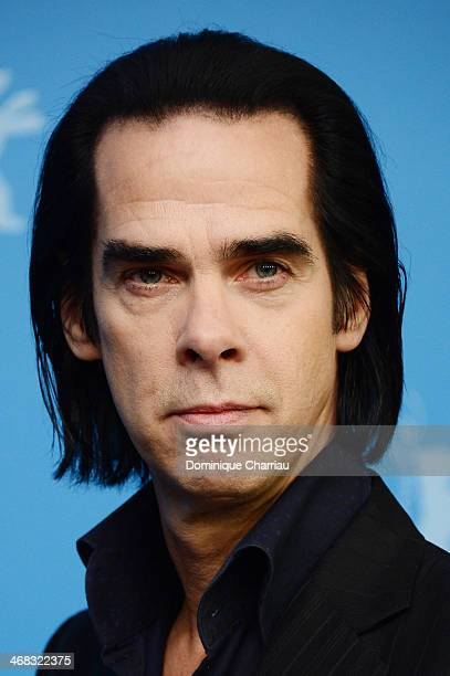 Actor and singer Nick Cave attends the '20.000 Days on Earth' photocall during 64th Berlinale International Film Festival at Grand Hyatt Hotel on...