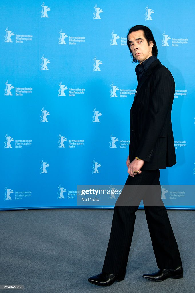 '20.000 Days on Earth ' Photocall - 64th Berlinale International Film Festival : News Photo