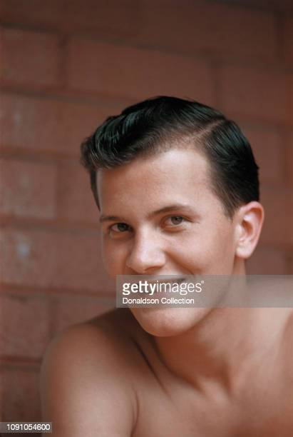 Actor and singer Pat Boone poses for a photo in1956 in Los Angeles, California.
