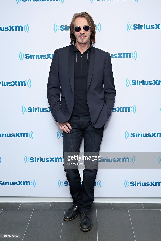 Celebrities Visit SiriusXM Studios - February 20, 2015