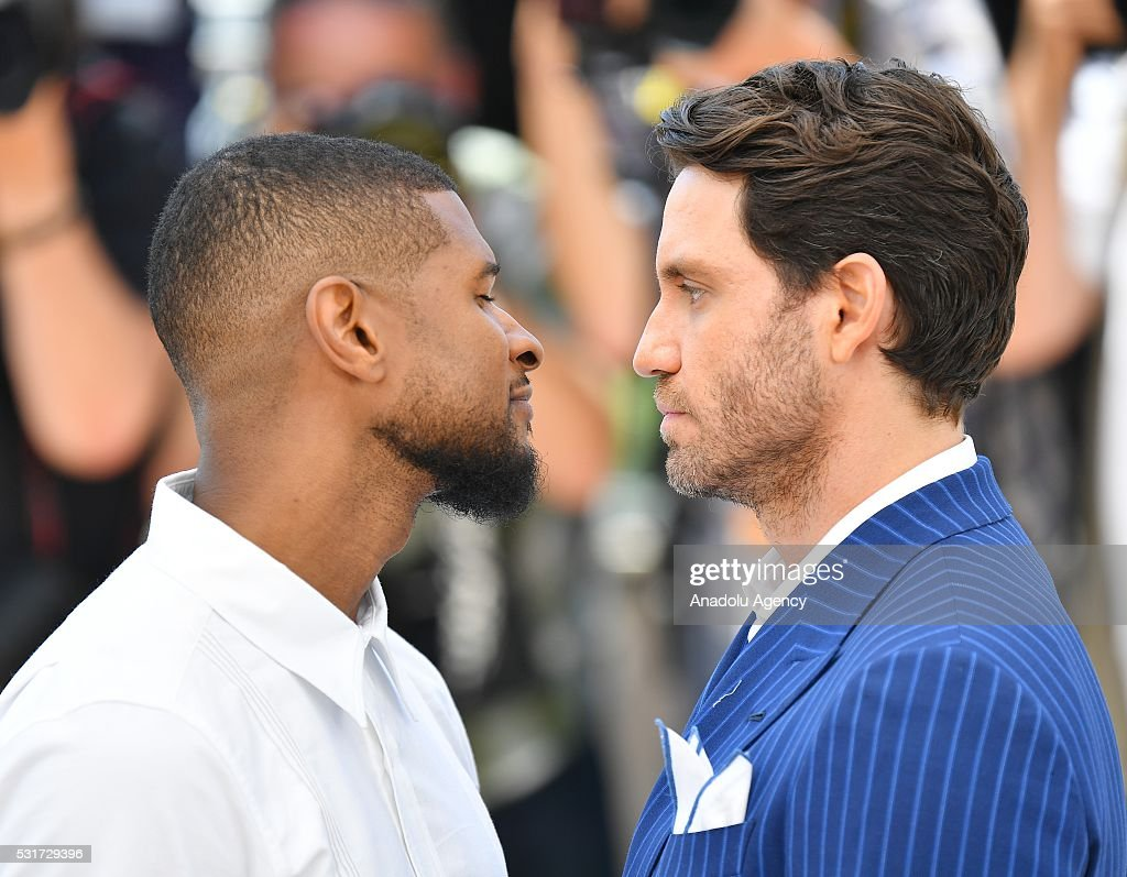69th Cannes Film Festival - 'Hands of Stone' photocall : News Photo