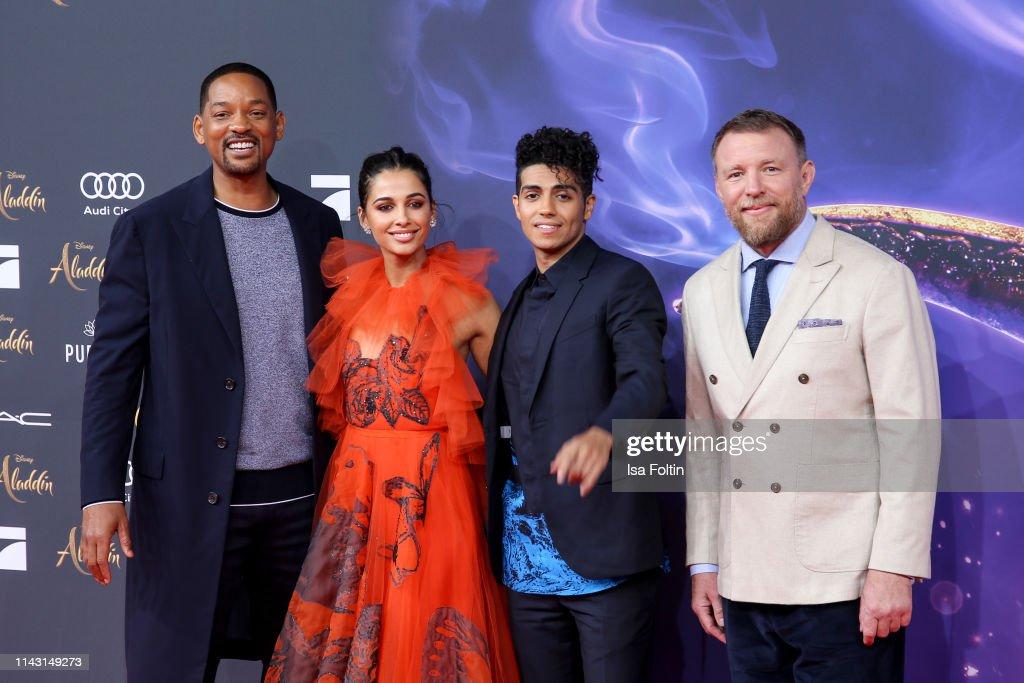 """DEU: """"Aladdin"""" Premiere In Berlin"""