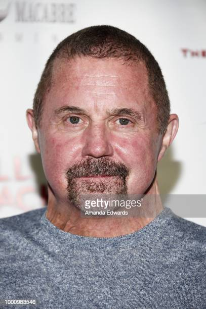 Jake Ferkee arrives for the Screening Of Epic Pictures Releasing's 'To Hell And Back The Kane Hodder Story' held at TCL Chinese 6 Theatres on July 17...