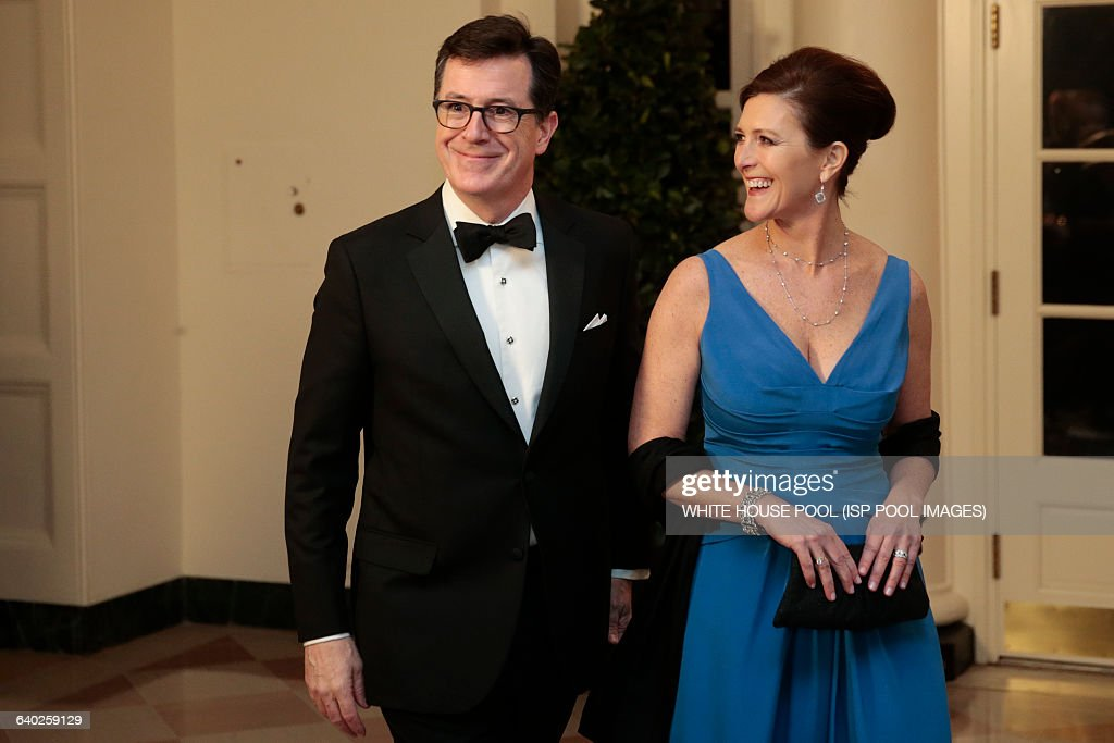 Stephen Colbert Biography, Wife, Children and Net Worth