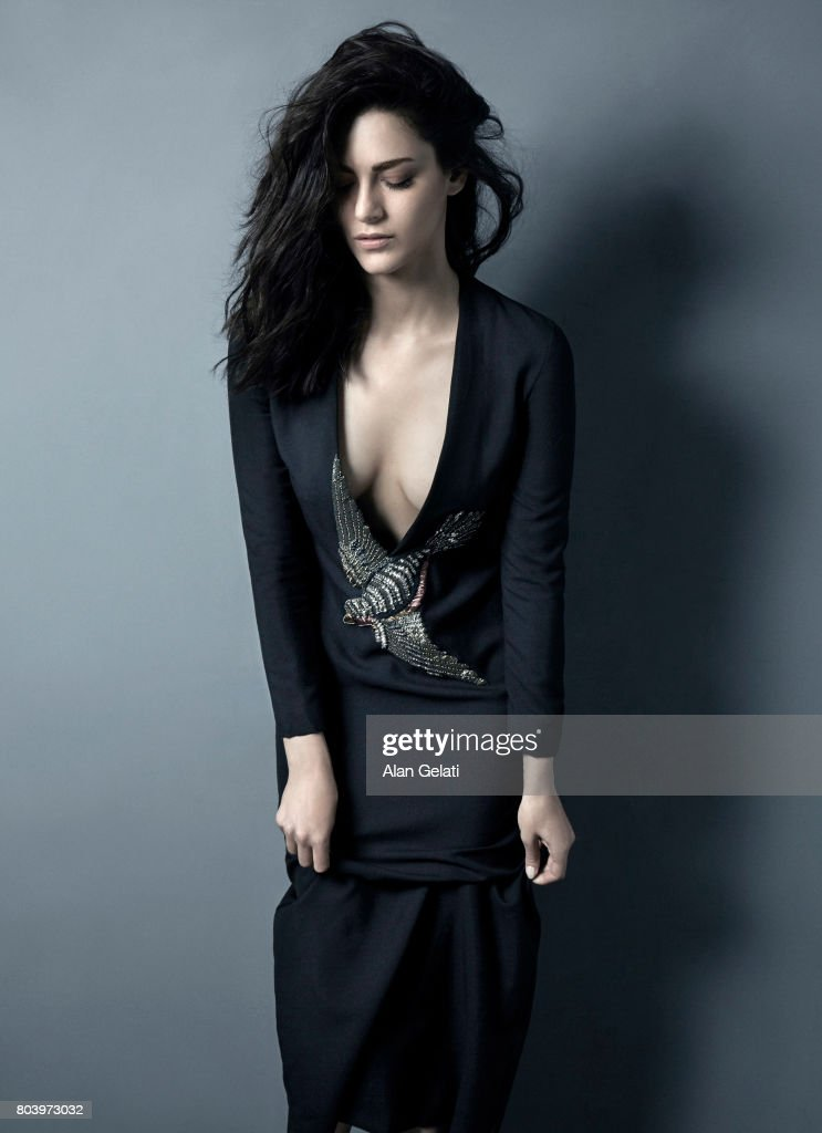Actor and tv personality Miriam Leone is photographed for