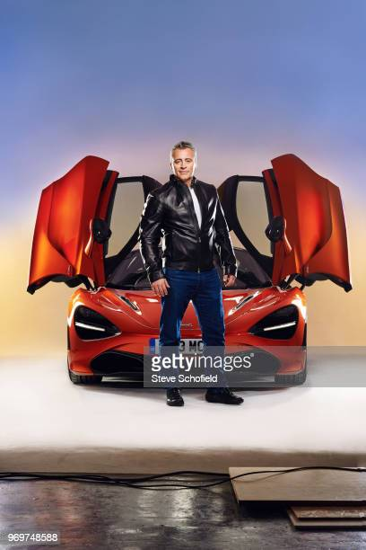 Actor and tv presenter Matt LeBlanc is photographed for Event magazine on January 22 2018 in London England