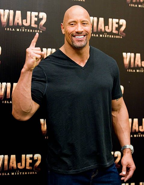 Dwayne Johnson Before And After 2012