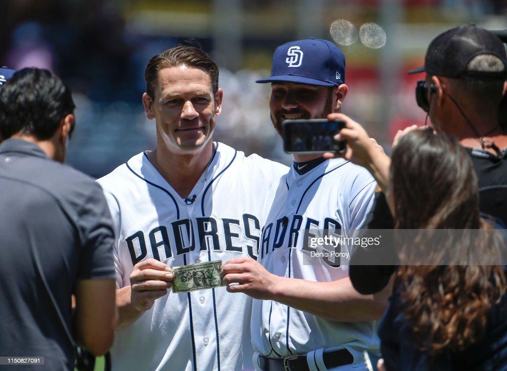 Milwaukee Brewers v San Diego Padres : News Photo