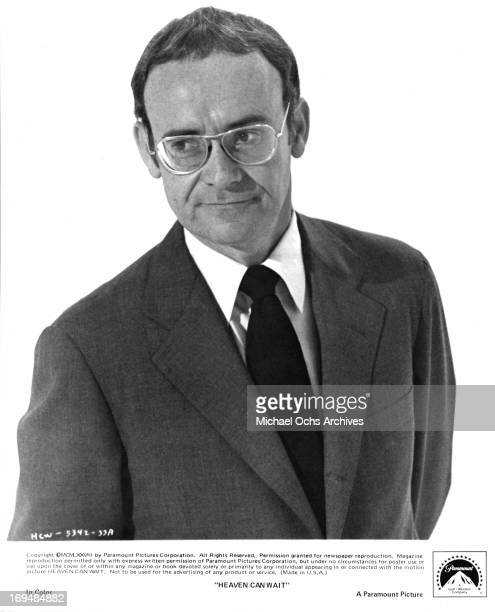 Actor and writer Buck Henry poses for a portrait in circa 1978